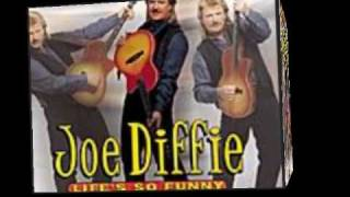 Watch Joe Diffie Never Mine To Lose video