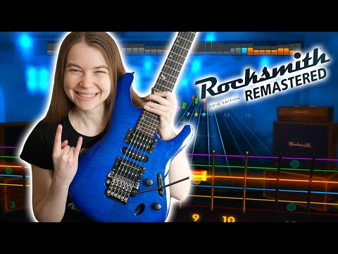 Finally Trying Out Rocksmith!