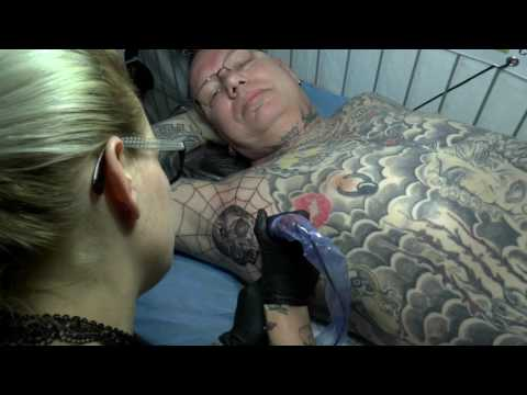 Sinti Ink Tattoo Conventie Zoetermeer Youtube