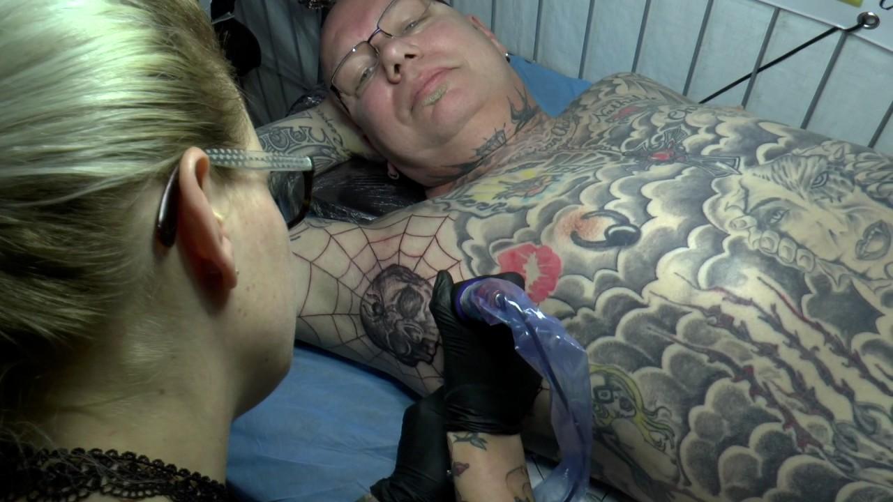 Sinti Ink Tattoo Conventie Zoetermeer