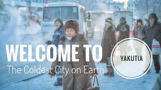 The Coldest City on Earth -45 Degree Celcius - Yakutsk (Siberia)