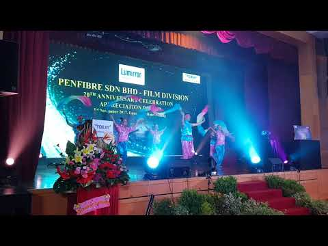Malaysia Traditional Chinese Cultural Dance by A.C.E. for Penfibre Film Division 20th Anniversary
