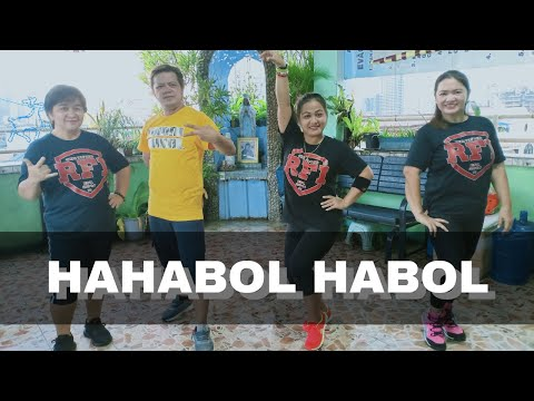 Hahabol Habol | Tropang Sexy Fitness