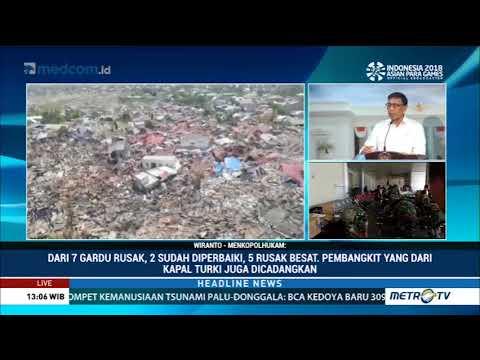Jokowi Instruksikan Segera Pulihkan Roda Perekonomian Sulteng