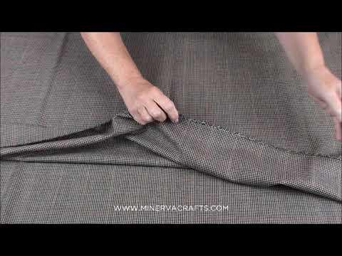 English 100% Wool Plaid Check Suiting Dress Fabric