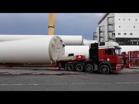 Handling Shipment #1 Cargo Project PLTB Tolo, Jeneponto at Makassar Port by ALE-Samudera Indonesia