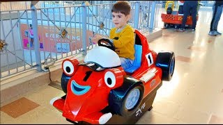 Kids Ride on Cars and Motorbikes-Nursery Rhymes