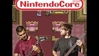 Zelda: Hyrule Castle + Dungeon Theme Metal/djent Cover