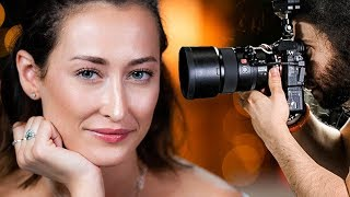 Sony 135mm f1.8 G Master Lens Review | Best PORTRAIT Photography Lens?!
