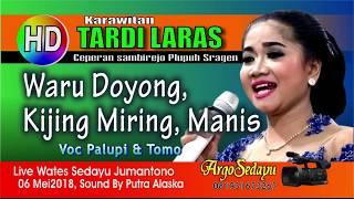 Medley SRAGENAN (HD) Karawitan TARDI LARAS Cokek Mania