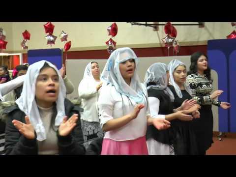 Misiones El-Shaddai - despidiendo el año 2015 Kent WA Parte 1