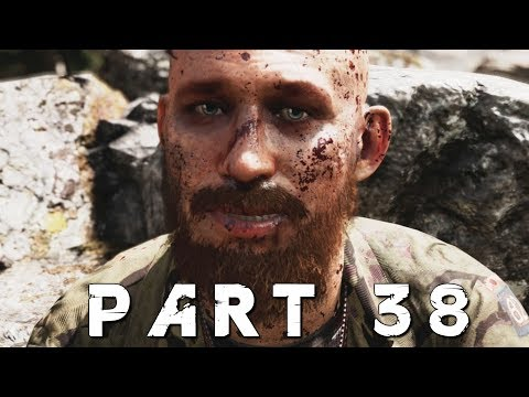 FAR CRY 5 Walkthrough Gameplay Part 38 - JACOB SEED BOSS (PS4 Pro)