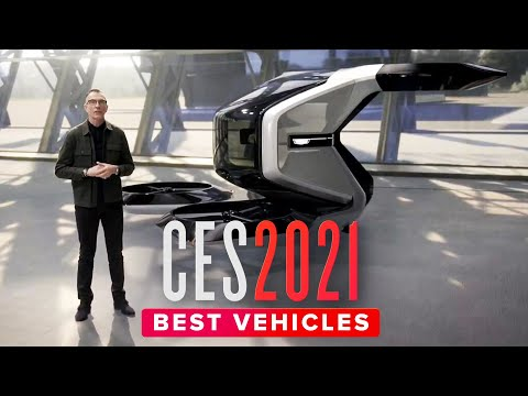 General Motors made the most of CES 2021, betting the farm on a new idea