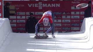 FIBT |  PARK CITY WC2 WOMENS SKELETON HIGHLIGHTS