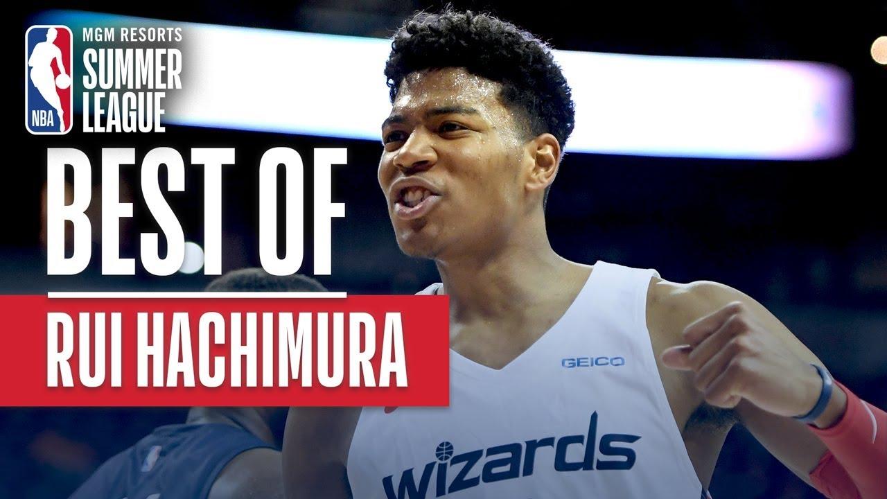Best of Rui Hachimura | MGM Resorts NBA Summer League