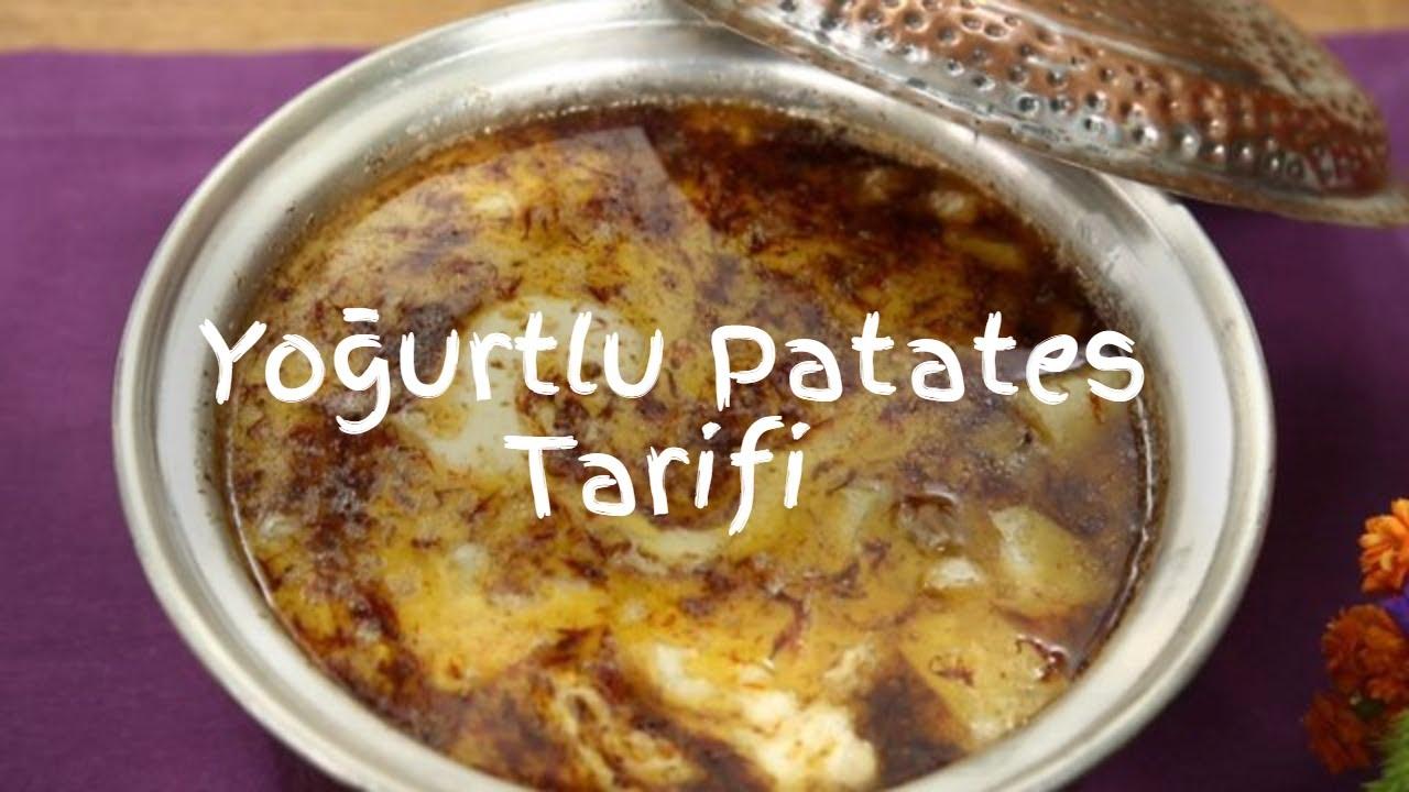 Yoğurtlu Etli Patates
