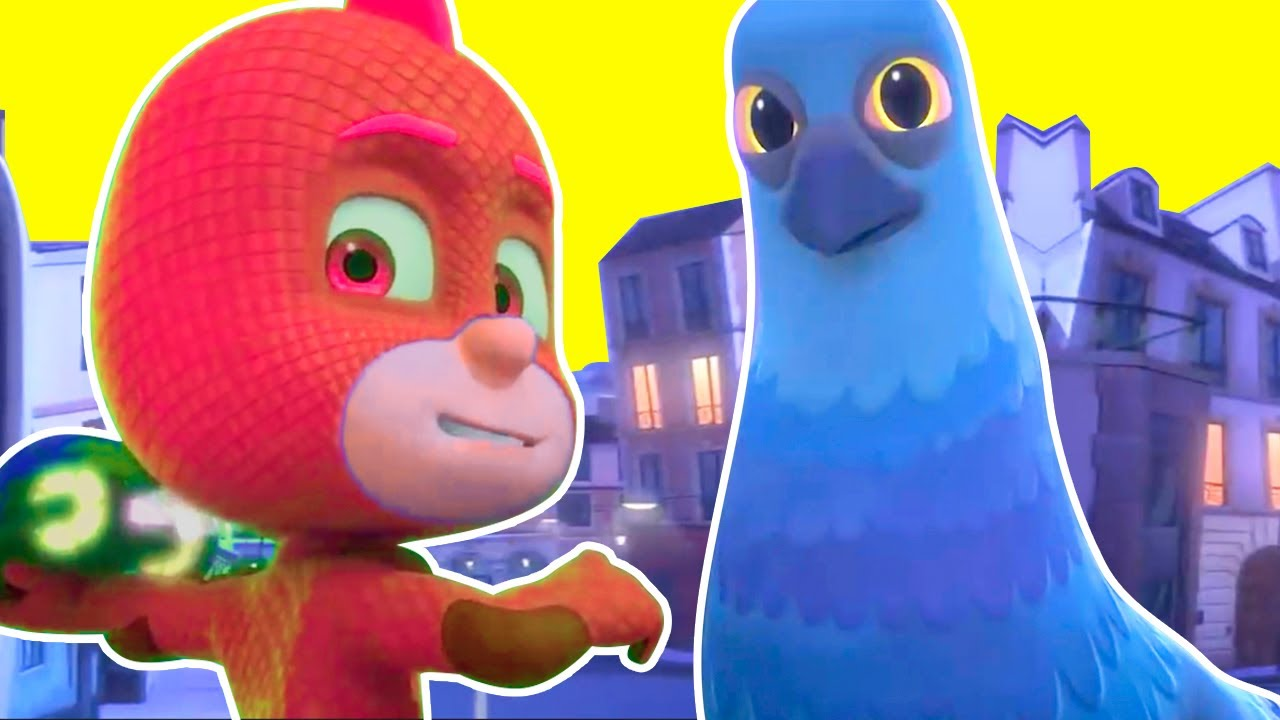 Heroes en Pijamas Español 2021 - el Temible Gekko el Gigante - Dibujos Animados Pj Masks