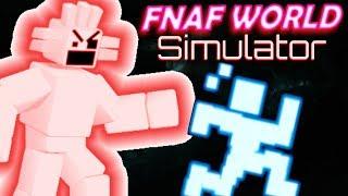 FNaF World Simulator | Episode 8 | Feeling Defeat...