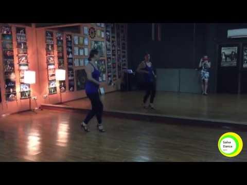 Смотреть клип Латина в Сочи:  женский стиль в ча-ча-ча онлайн бесплатно в качестве
