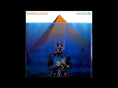 Adriano Pappalardo - Immersione (1982)