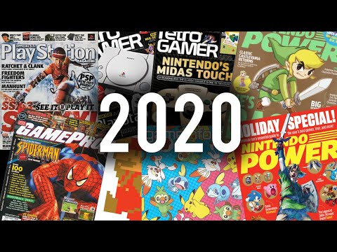 Video Game Magazines in 2020: The Last Surviving Publications