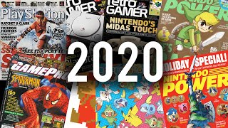 Video Game Magazines in 2020: …