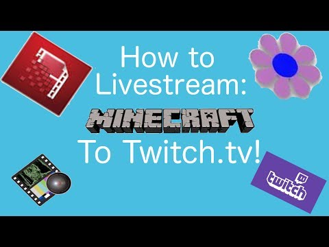[NEW] How To Livestream ANY GAME  To TWITCH.TV! [Mac]