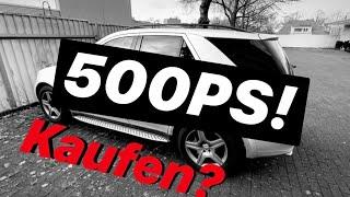 Günstigster SUV-AMG Besichtigung