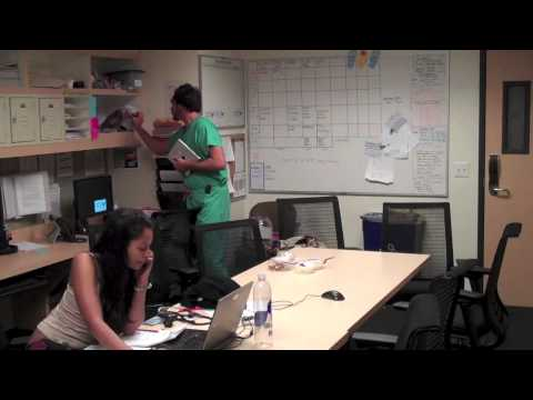 "CHLA Intern Skit 2013 - ""A Slow Day on Night Call"""