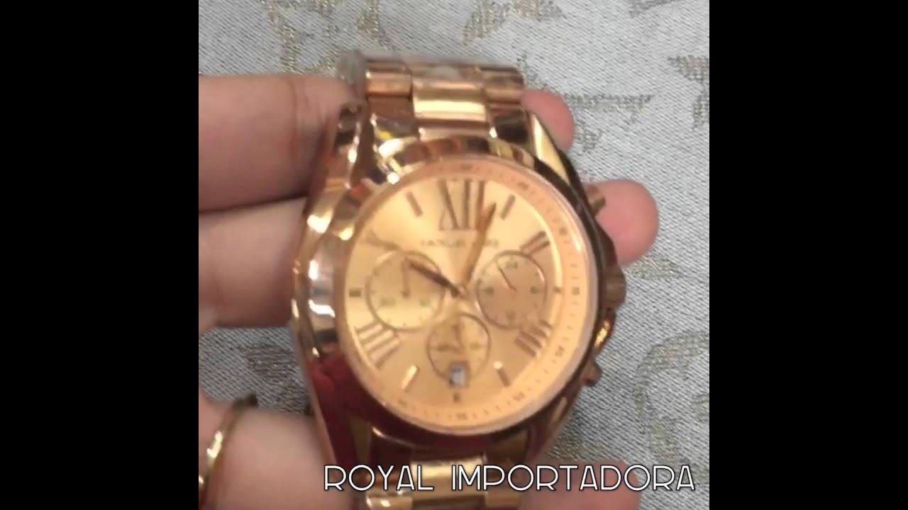 aca116ab7a3ac Relógio Michael Kors MK5503 - YouTube