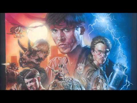 Betamaxx - Redlining 6th (OST Kung Fury) 2015