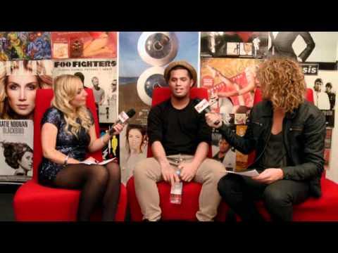 Hit List TV Stan Walker Interview part 2