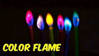 Colored Flame Birthday Candles - http://amzn.to/2t1YhxT follow me o...