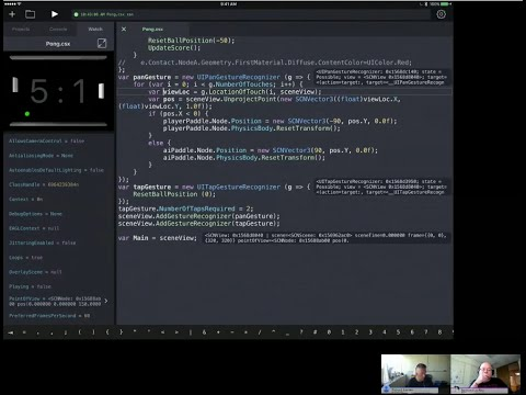 On .NET 8/4/2016 - Frank A. Krueger - Continuous - C# and F# IDE for the iPad