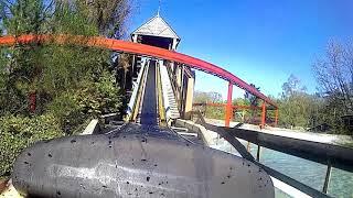 Onride: Wild Waterval  - Avonturenpark Hellendoorn