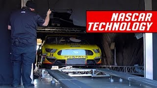 7 Things You Didn't Know About NASCAR Cup Technology
