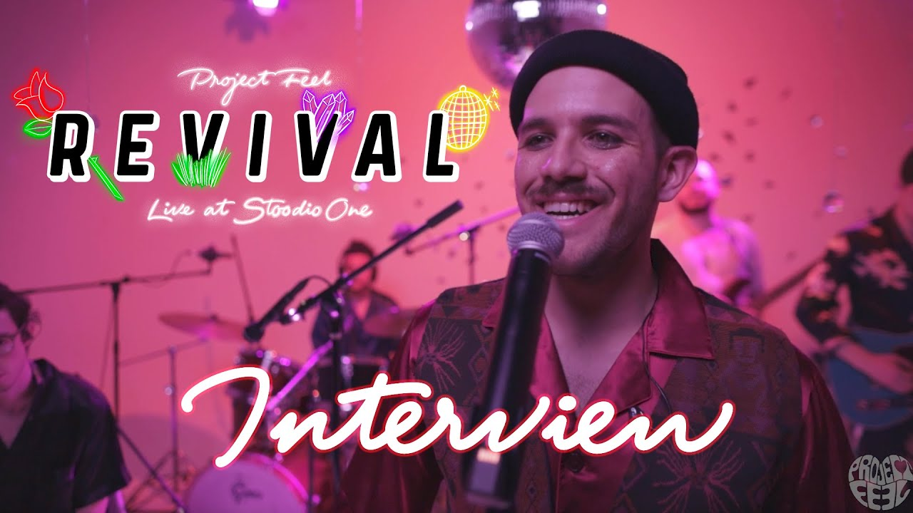 Gloom's Garcia REVIVAL Interview