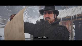 Red Dead Redemption 2 Ep.2: The O'driscolls and Hunting
