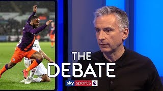 Were FA right to NOT allow VAR at Swansea?   The Debate