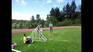 Ap Physics Final Project: Pvc Trebuchet: Failure