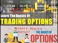 Option Basics - Part 5