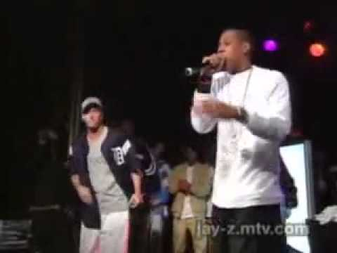 JayZ Feat Eminem  Renegade
