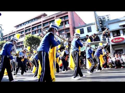 Saint Louis University Band -- Panagbenga Hymn