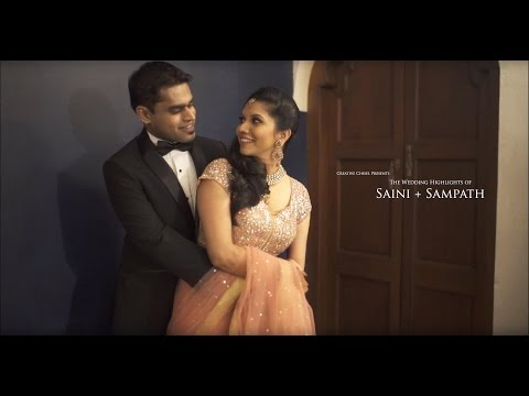 The Wedding Highlights of {Saini+Sampath}:  Tamarind Tree, Bangalore by Creative Chisel