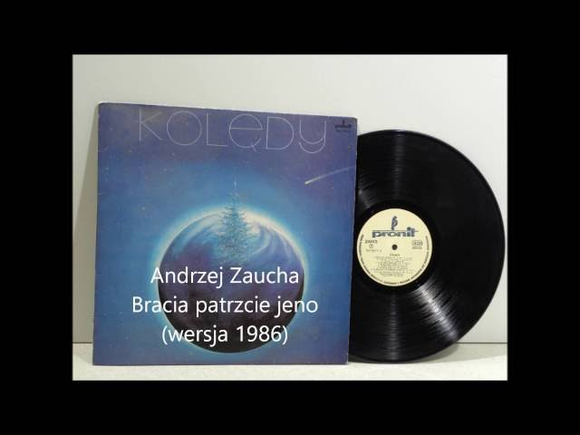 Andrzej Zaucha - Bracia patrzcie jeno (z orkiestrą Zbigniewa Górnego)