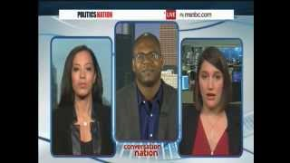 MSNBC Dr Jason Johnson on Rand Paul