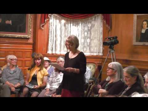 Marin Poetry Center 2015 Anthology Launch