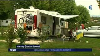 Camping de Marnay