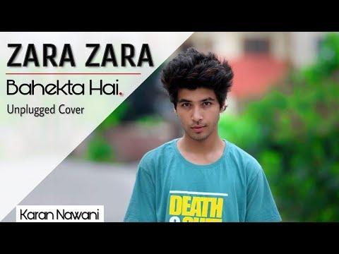 Zara Zara Bahekta Hai (Male Version) | Unplugged Cover | RHTDM | Karan Nawani | Ateet Music