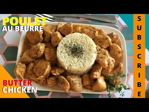 comment-faire-du-poulet-au-beurre---how-to-make-butter-chicken